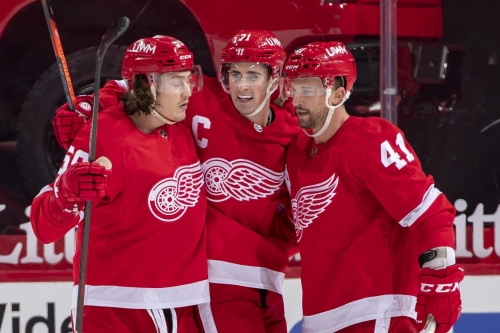 Morning Skate: Columbus Blue Jackets @ Detroit Red Wings- Preview, How to Watch