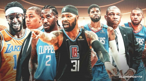 Clippers news: Marcus Morris, Paul George's strong claims on LA's 2021 NBA title chances