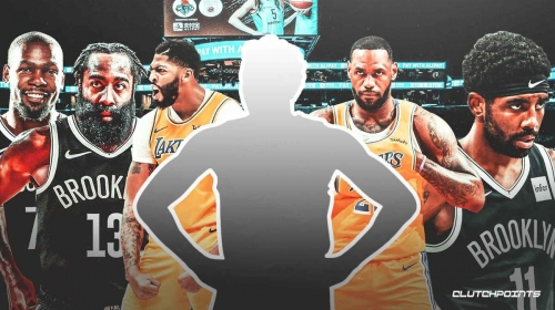 3 trades for Lakers to get superstar Big 3 to match up with Nets' Kevin Durant, James Harden, Kyrie Irving