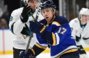 Sharks at Blues game preview: Regroup and refocus