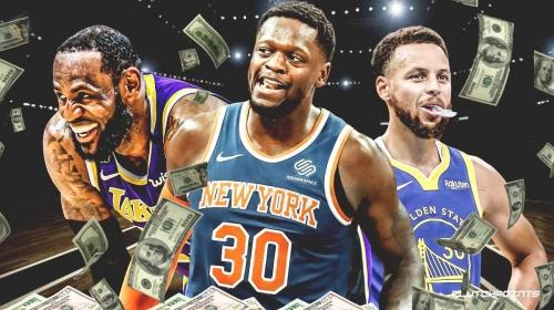 Knicks, Warriors, Lakers worth over $5 billion