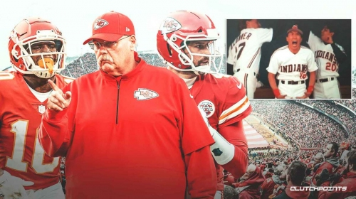Andy Reid explains ballsy fourth-down decision to clinch win over Browns