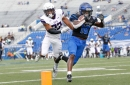 Memphis WR Tahj Washington named Freshman All-American
