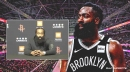 Report: James Harden knew about trade to Nets during infamous press conference