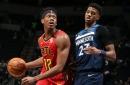 Game Thread 1/18/21: Hawks vs. Wolves