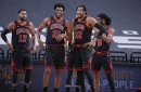 Bulls veterans shooting the hell out of the ball to start 2020-21 season
