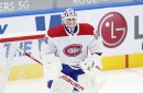 Jake Allen likely to make first start with Canadiens on Monday night