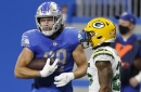 3 Detroit Lions make PFWA's 2020 All-NFC team