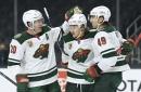Kaprizov named NHL First Star, NHLPA Player of the Week