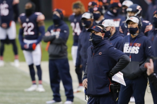 Who will be the next Chicago Bears defensive coordinator? Matt Nagy has several moving parts to consider as he works to replace Chuck Pagano.
