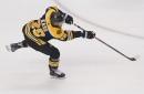 Bruins lines vs. Islanders: No Kase, first-line DeBrusk