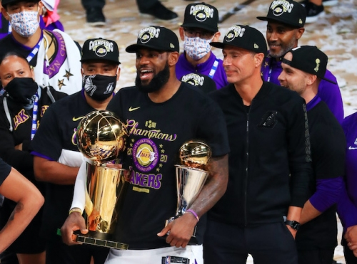 Steve Kerr: Lakers In 'Sweet Spot' After First Championship