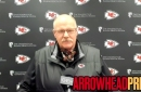 Andy Reid roundup: Patrick Mahomes in the concussion protocol, Chad Henne and more