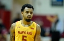 Maryland men's basketball guard Eric Ayala expected to return from groin injury against No. 7 Michigan