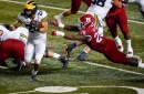 Michigan football RB Zach Charbonnet plans to transfer
