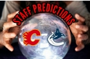 Staff Predictions & Lines: It Worked Saturday, So It's Staying The Same