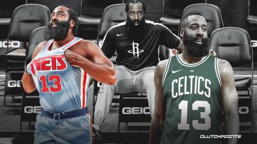 Celtics entered Rockets' trade talks for James Harden before Nets pulled trigger on deal