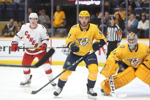 Game Thread: Predators vs. Hurricanes 1/18/21