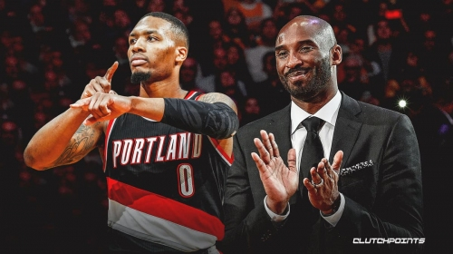 Blazers superstar Damian Lillard passes Kobe Bryant on all-time 3-points list