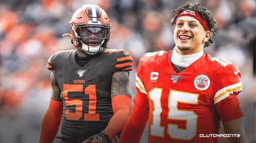 Chiefs superstar Patrick Mahomes' 3-word response to Mack Wilson after critical hit