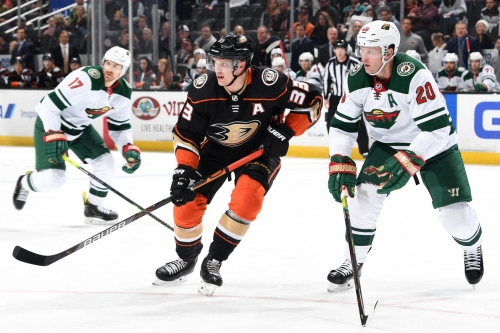 Gameday Thread: Wild at Ducks (8:00 PM CT)
