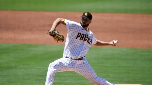 Mets acquire Padres starter Joey Lucchesi in three-team deal: reports