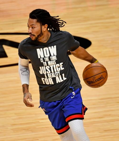 Detroit Pistons vs. Miami Heat: Photos from South Beach