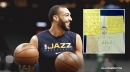 Jazz star Rudy Gobert receives adorable letter from fan who drew viral sketches of him