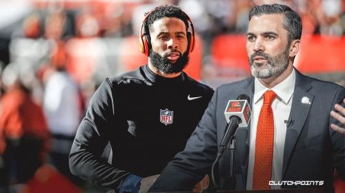 Kevin Stefanski speaks out on Odell Beckham Jr. returning for Browns in 2021
