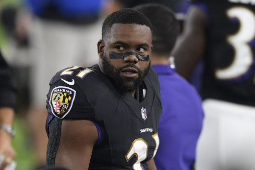 With departure expected, Ravens RB Mark Ingram says he's looking forward to 'next opportunity'