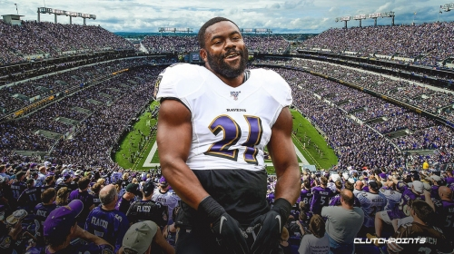 Mark Ingram's heartfelt goodbye message to fans ahead of release from Ravens