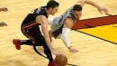 Heat overcome huge deficit, ride Adebayo to 113-107 victory over Pistons