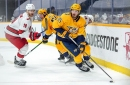 Nashville Predators 2, Carolina Hurricanes 4: Depth struggles in Preds' first loss