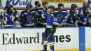 Kyrou's goal lifts Blues to comeback win over Sharks