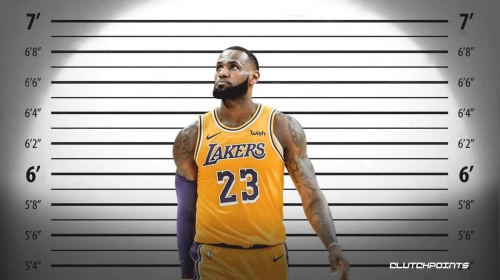 LeBron James' height: How tall is the Lakers' superstar?