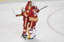 Game 3 Recap: Calgary Flames 5 - Vancouver Canucks 2