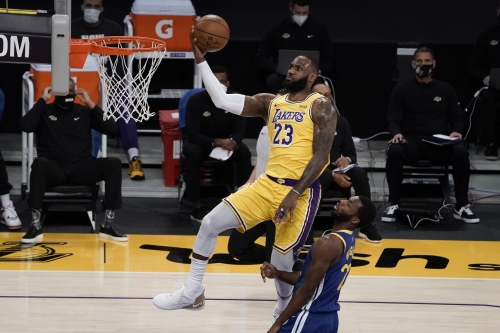 Lakers prepare for schedule difficulty to ramp up