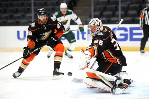 Recap: Wild shutout by Ducks