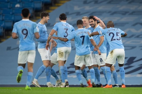 Man City displayed new attacking threat in Crystal Palace game