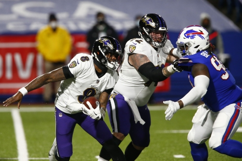 Mike Preston: Here's how the Ravens can improve this offseason | COMMENTARY