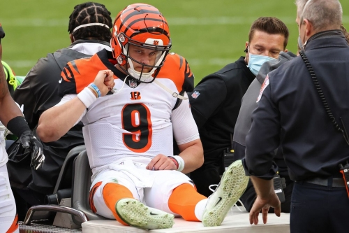Joe Burrow's injury should force the Bengals to change