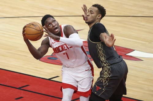 The Dream Take Podcast breaks down Oladipo's debut, what's next for Rockets