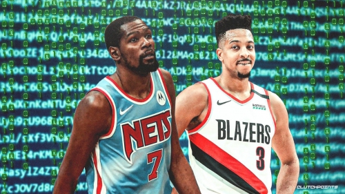 What Nets star Kevin Durant made CJ McCollum realize after working out together