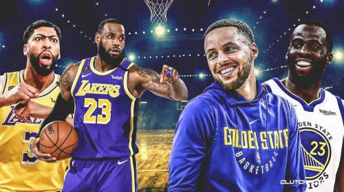 'Frustrated' LeBron James, Anthony Davis react to Lakers' historic loss to Stephen Curry, Warriors