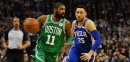 NBA Rumors: Proposed Nets-Sixers Blockbuster Would Involving Kyrie Irving And Ben Simmons