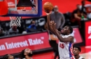 How Detroit Pistons' Sekou Doumbouya is 'taking steps' even if he isn't playing much