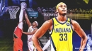 Pacers' Myles Turner suffers broken hand