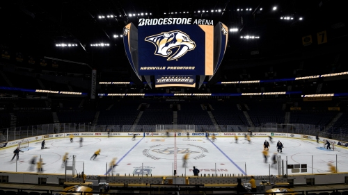 Tuesday's Hurricanes-Predators game postponed due to COVID-19 concerns