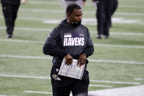 Jaguars interested in Ravens defensive pass game coordinator Chris Hewitt
