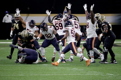Rule of 3: Wrapping up a bizarre Chicago Bears season